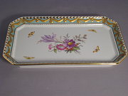 KPM Zuckerplateau Kurland Dekor 73